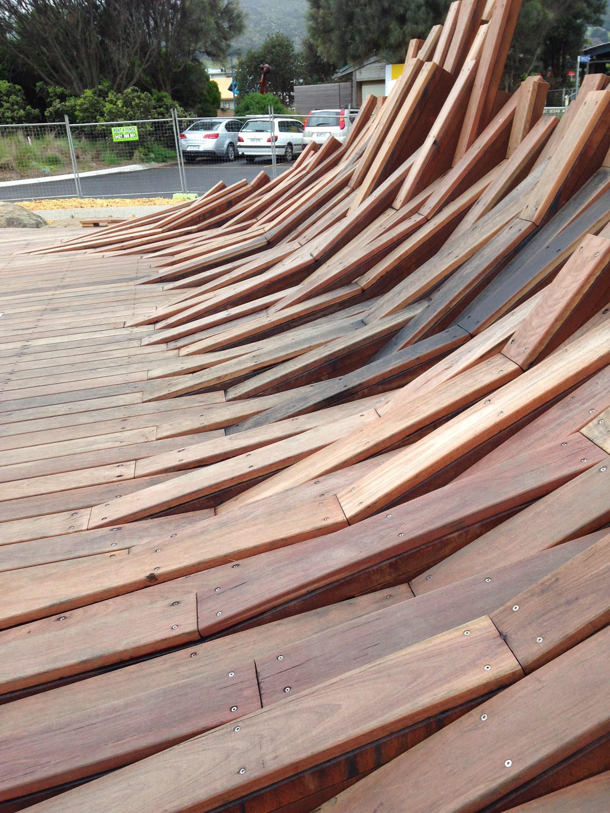 Sustainable australian hardwood timbers for Sustainable decking